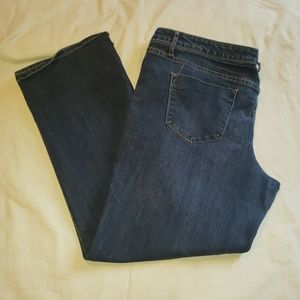 Mossimo Low Rise Bootcut Jeans
